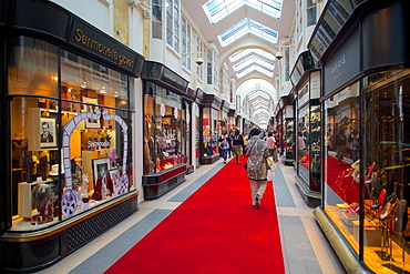 Burlington Arcade, London, England, United Kingdom, Europe