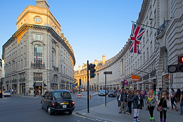 Regent Street, London, England, United Kingdom, Europe