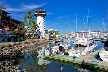 Marina, Puerto Vallarta, Jalisco, Mexico, North America