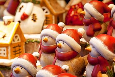 Stall at Christmas Market, Birmingham, West Midlands, England, United Kingdom, Europe