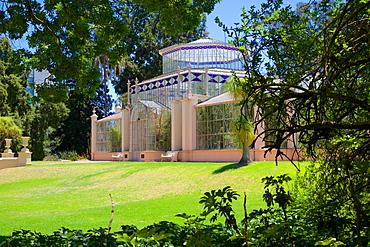 Botanical Gardens, The Palm House, Adelaide, South Australia, Oceania