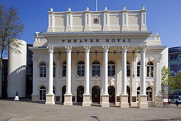 Theatre Royal, Nottingham, Nottinghamshire, England, United Kingdom, Europe