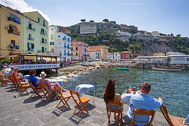 Marina Grande, Sorrento, Campania, Italy, Europe