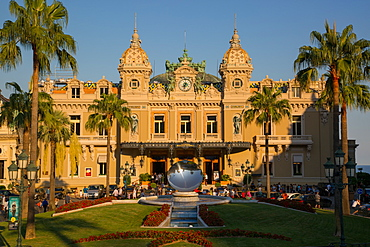 Casino, Casino Square, Monaco, Europe