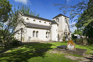 St. James Church, Holetown, St. James, Barbados, West Indies, Caribbean, Central America