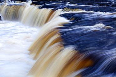 Upper Aysgarth Falls, Wensleydale, North Yorkshire, England, United Kingdom, Europe