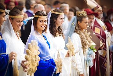 Palio di Asti, Asti, Piedmont, Italy, Europe