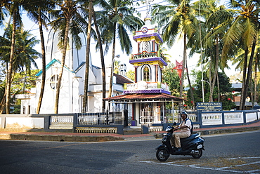 Fort Kochi (Cochin), Kerala, India, South Asia