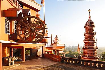 Maruti temple, Panjim, Goa, India, South Asia