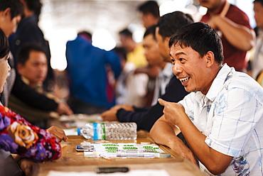 Jade Market, Mandalay, Mandalay Region, Myanmar (Burma), Asia