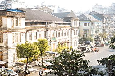 Yangon (Rangoon), Myanmar (Burma), Asia