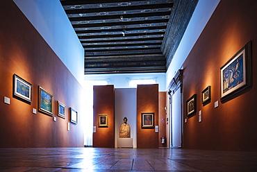 Ca' Pesaro International Gallery of Modern Art, Venice, Veneto Province, Italy, Europe