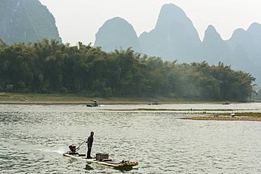 Xingping, Guilin, Guangxi Province, China, Asia