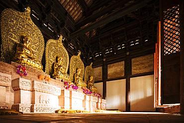 Xingjiao Si Bai Buddhist Temple, Shaxi, Yunnan Province, China, Asia