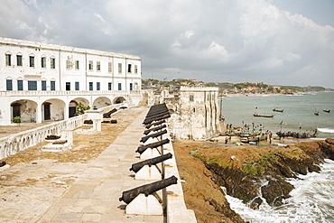 Cape Coast Castle, Cape Coast, Ghana, Africa