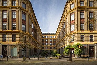 Skydebanegade, Vesterbro, Copenhagen, Denmark, Scandinavia, Europe