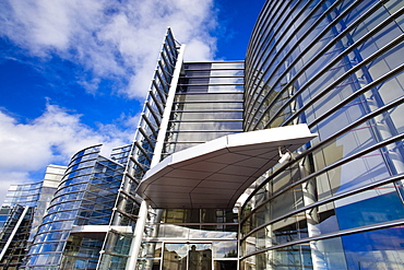 Christchurch Art Gallery, Christchurch, South Island, New Zealand, Pacific