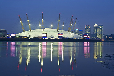 The O2 Arena, Docklands, London, England, United Kingdom, Europe