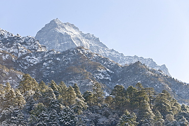 Lukla, 2800metres, Solu Khumbu (Everest) Region, Nepal, Himalayas, Asia