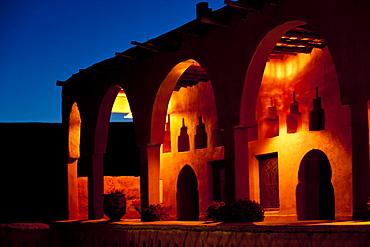 Ait Ben-Haddou, UNESCO World Heritage Site, Morocco, North Africa, Africa
