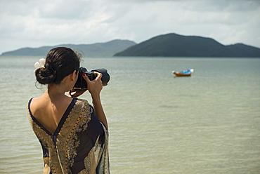 Thong Krut Beach, Ko Samui Island, Surat Thani, Thailand, Southeast Asia, Asia