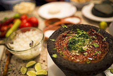 Salsa, San Miguel de Allende, Guanajuato, Mexico, North America