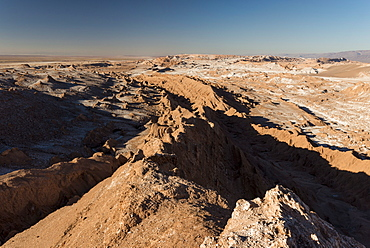 Valle de la Luna (Valley of the Moon), Atacama Desert, El Norte Grande, Chile, South America