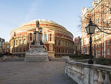 Exterior of the Royal Albert Hall, Kensington, London, England, United Kingdom, Europe