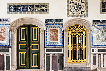 Topkapi Palace, UNESCO World Heritage Site, Sultanahmet, Istanbul, Turkey, Europe