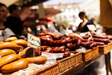 Chorico, Praca do Rossio, Lisbon, Portugal, Europe