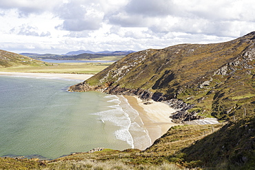 Tra Na Rossan in Donegal, Ulster, Republic of Ireland, Europe