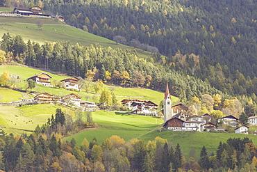 San Leonhard, South Tyrol, Italy, Europe