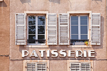 An old patisserie (pastry shop) in the city of Nancy, Meurthe-et-Moselle, France, Europe