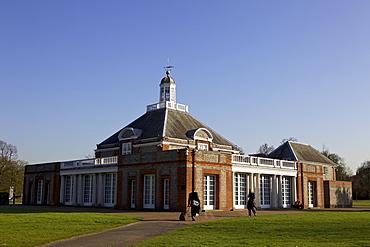 The Serpentine Gallery, Kensington Gardens, London, England, United Kingdom, Europe
