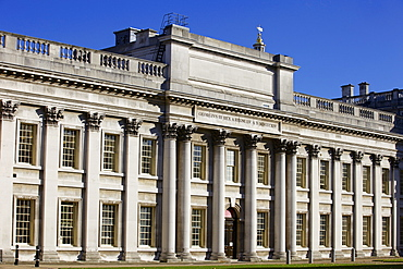 Trinity College of Music, Admiral's House, King Charles Court, Old Royal Naval College, Greenwich, London, United Kingdom, Europe