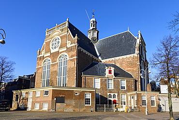 Noorderkerk (North Church) on Noordermarkt square, Amsterdam, North Holland, The Netherlands, Europe
