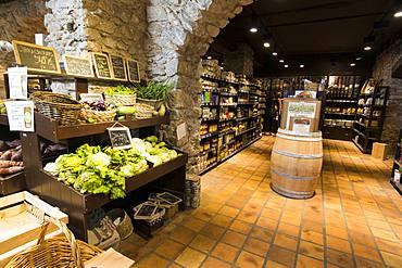 Organic shop, Noumea, New Caledonia.