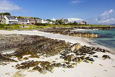 The Isle of iona of Mull, Scotland, UK.