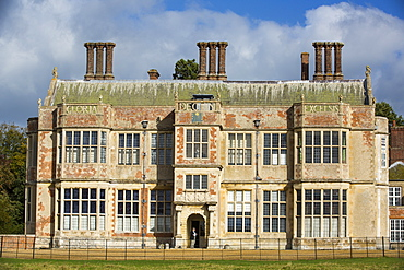 Felbrigg Hall in Norfolk, UK.