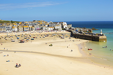 St Ives in Cornwall, UK.