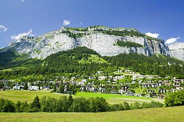 Flims, Graubunden, Switzerland, Europe