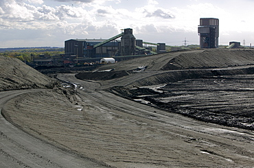 Maltby Colliery in South Yorkshire, Yorkshire, England, United Kingdom, Europe