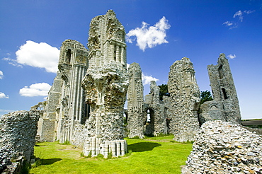 Binham Priory in Norfolk, England, United Kingdom, Europe