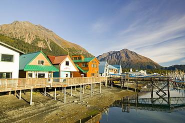 Seward, Alaska, United States of America, North America