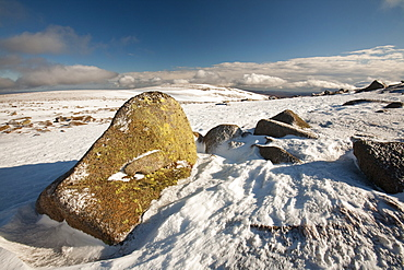 The Cairngorm National Park in Scotland, United Kingdom, Europe