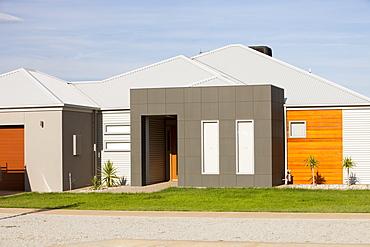 A new house in Echuca,Victoria, Australia, Pacific