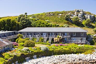 The Island Hotel on Tresco, Scilly Isles, United Kingdom, Europe