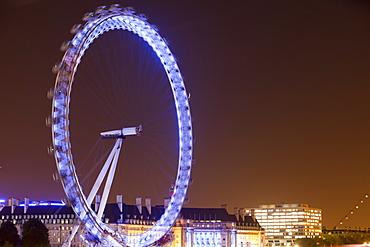 The London Eye,  London, England, United Kingdom, Europe