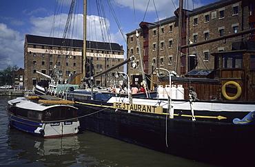 Gloucester Docks, England, UK, Europe