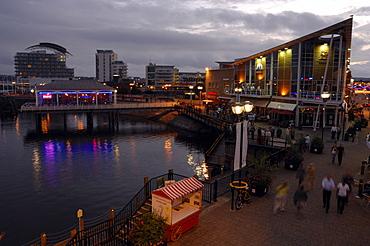 Cardiff Bay, Cardiff, Wales, UK, Europe